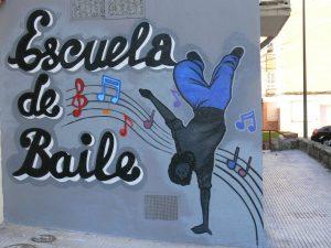 dancing boulevard pared