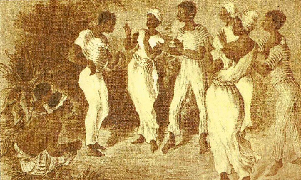 esclavos origen del shuffle