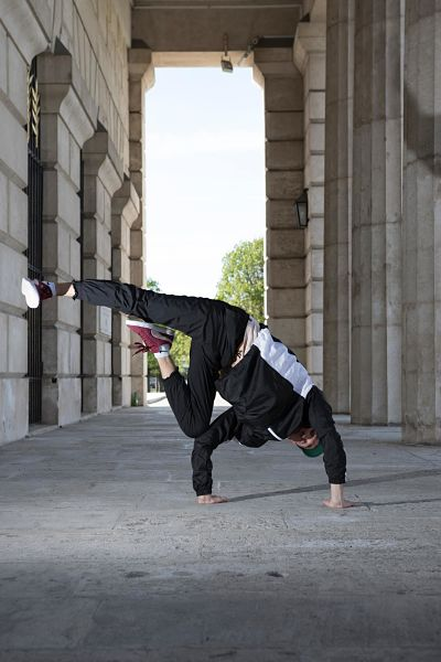 breakdance clases iniciales
