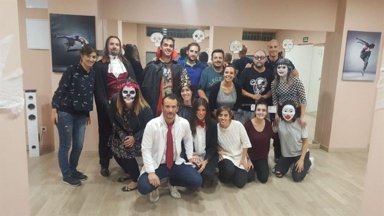 Halloween Ritmos Latinos